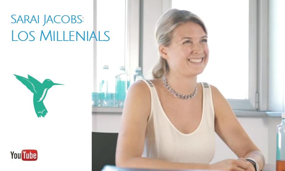 Entrevista a Sarai Jacobs - Los Millenials