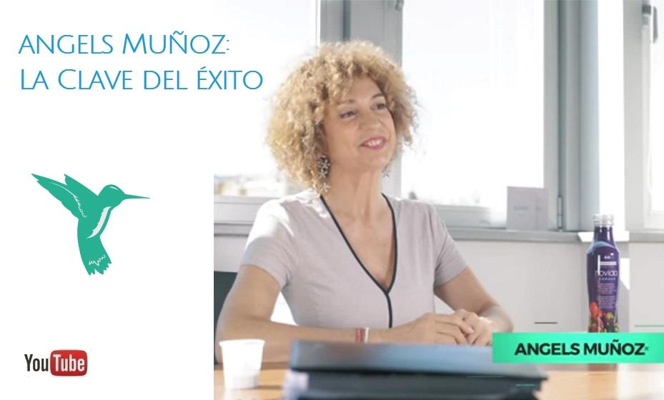 Entrevista a Angels Muñoz - Clave del exito