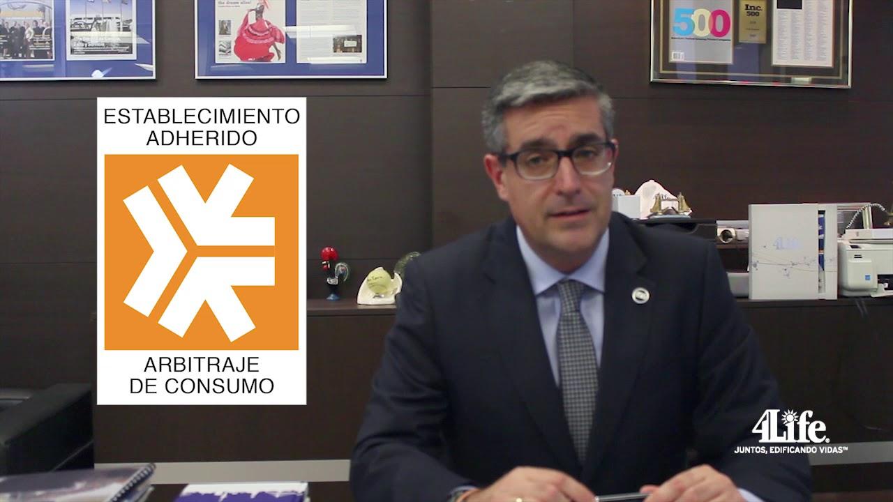 Rafael Fernandez Vicepresidente 4Life